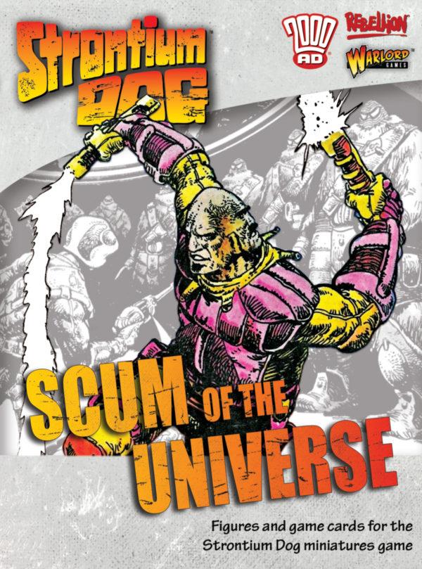 Strontium Dog - Scum of the Universe