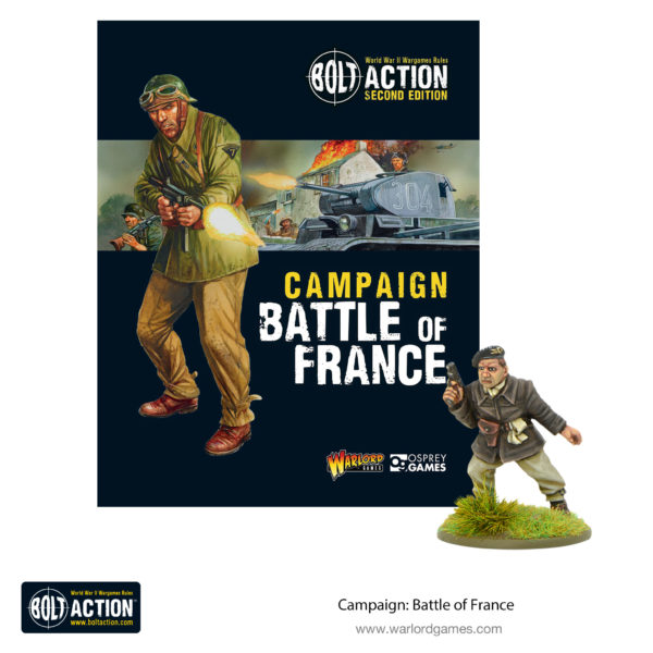 Battle of France Bolt Action Campaign