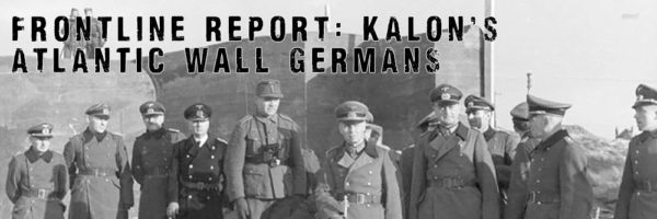 Frontline Report: Kalon's Atlantic Wall Defenders