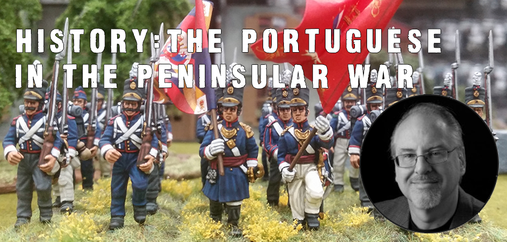 Portuguese in the Peninsular War – Black Powder   Warlord Games