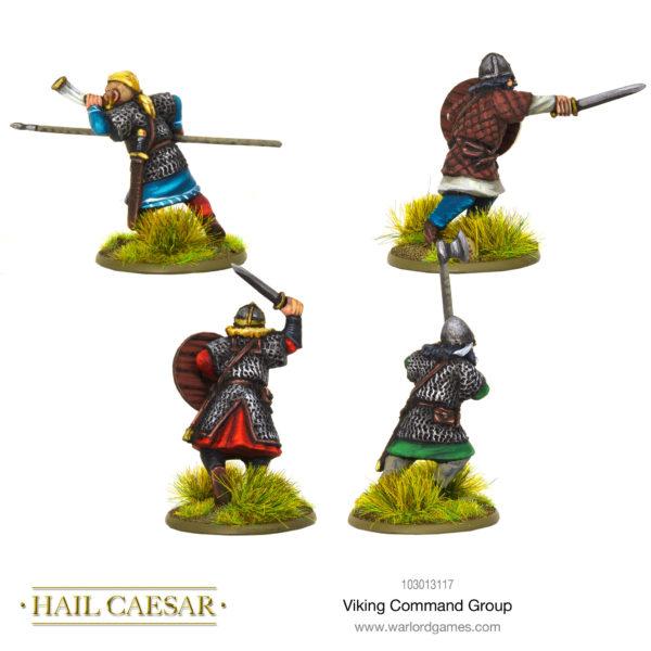 Viking Command Group rear