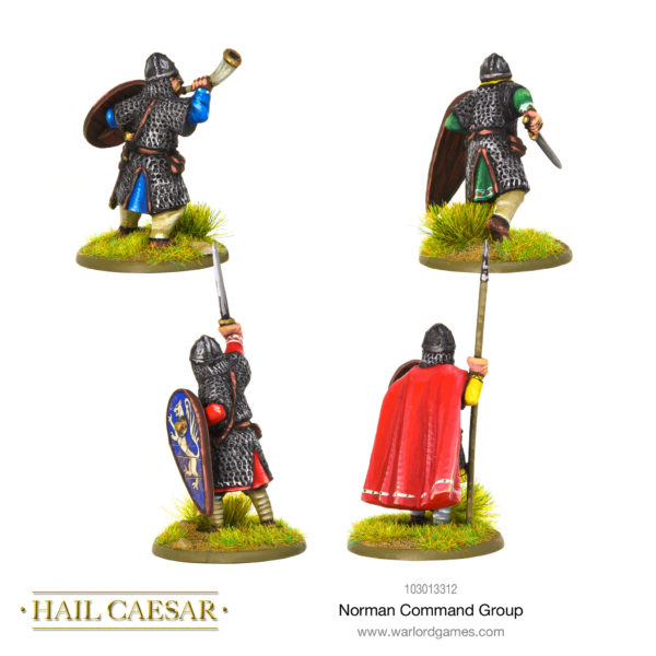 Norman Command Group rear