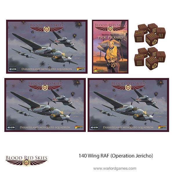 140 Wing RAF (Operation Jericho) Bundle