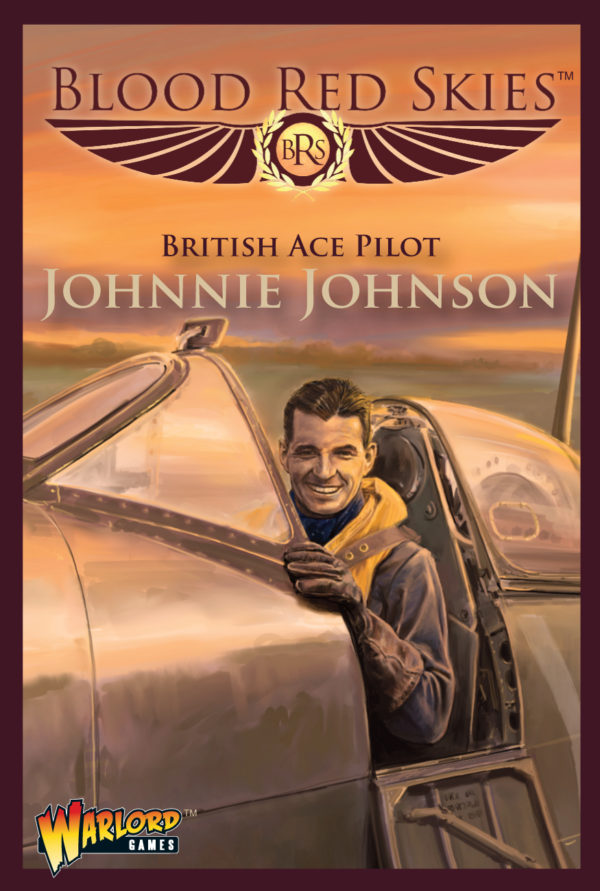 British archives warlord games pre order blood red skies ace johnny johnson spitfire fandeluxe Images