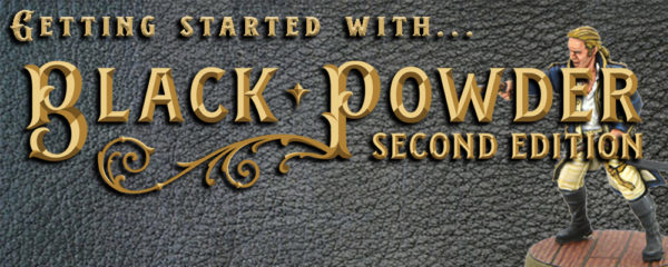 Getting Started with Black Powder 2 - Warlord Games