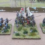 A Parliamentarian regiment during the English Civil War