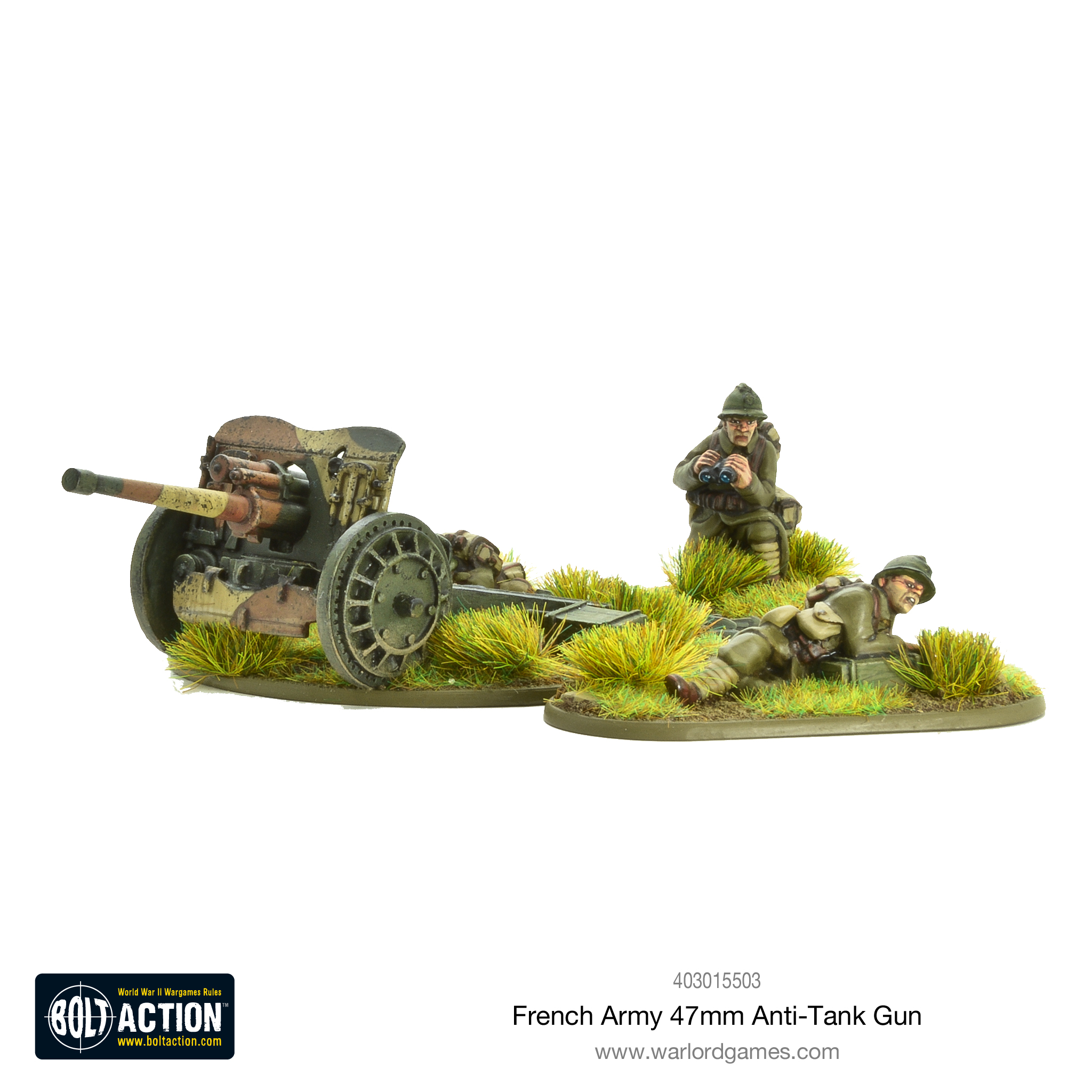 German 50 Mm Anti Tank Gun: Pre-order: French Army Anti-tank Artillery