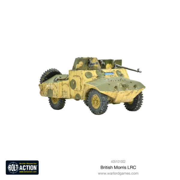 Morris light recce car