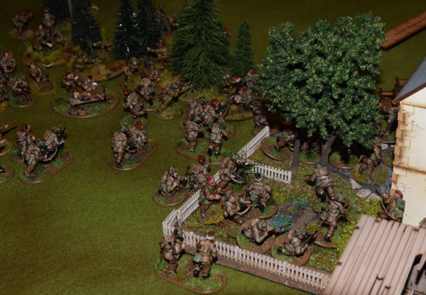 Arnhem: The Paras on the attack!