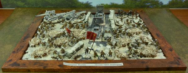 Christopher's Defenders of Stalingrad.