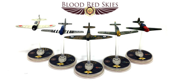 picture spread of 1:200th scale ACE aircraft
