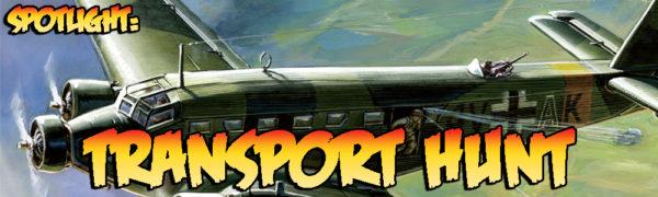 Transport Hunt banner
