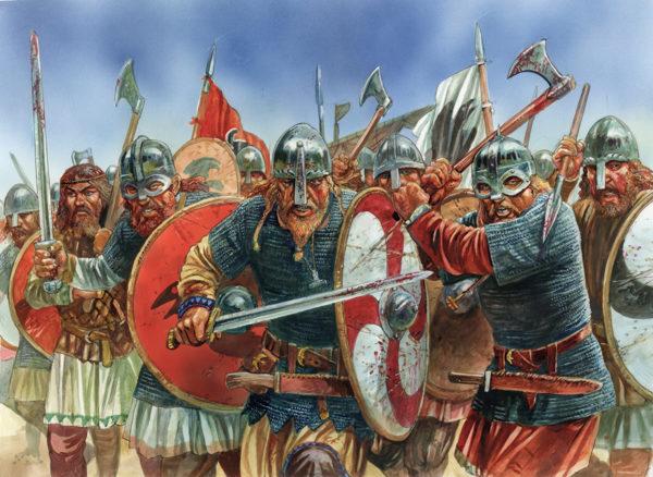 Ulfhednar: Viking Hirdmen charge into battle!