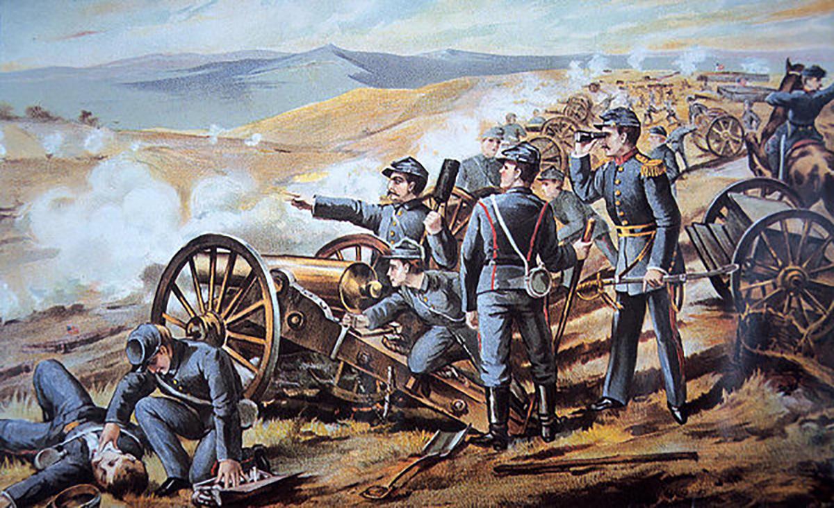 Frontline Report: Artillery in Black Powder 2 | Warlord Games