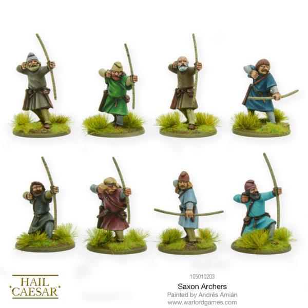 picture of 105010203 Saxon Archers