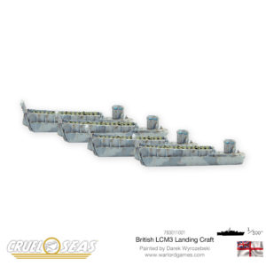 Picture of 783011001 British LCM3 Landing Craft