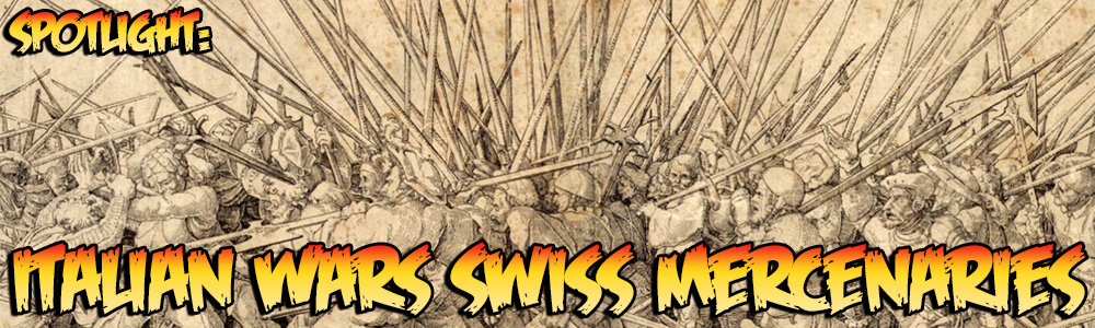 Swiss Mercenaries
