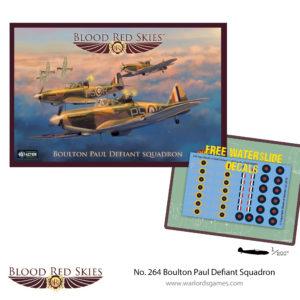 No. 264 Boulton Paul Defiant Squadron