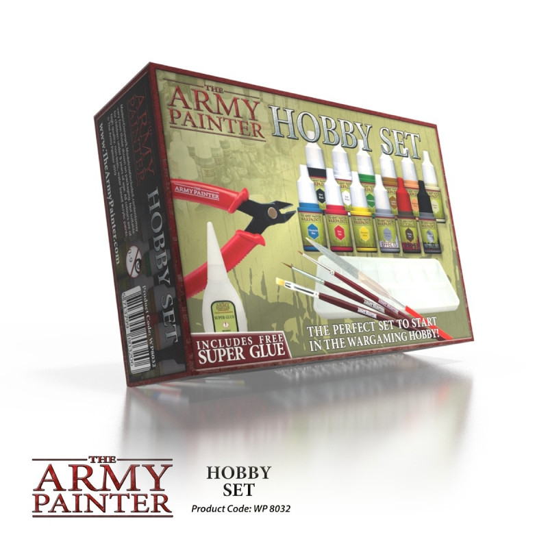 New: Army Painter - Hobby Tools - Warlord Games
