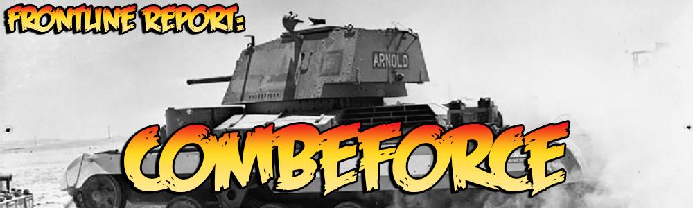 Frontline report: Combeforce