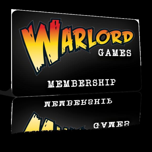 Warlord Members Scheme starts last week of March 2019