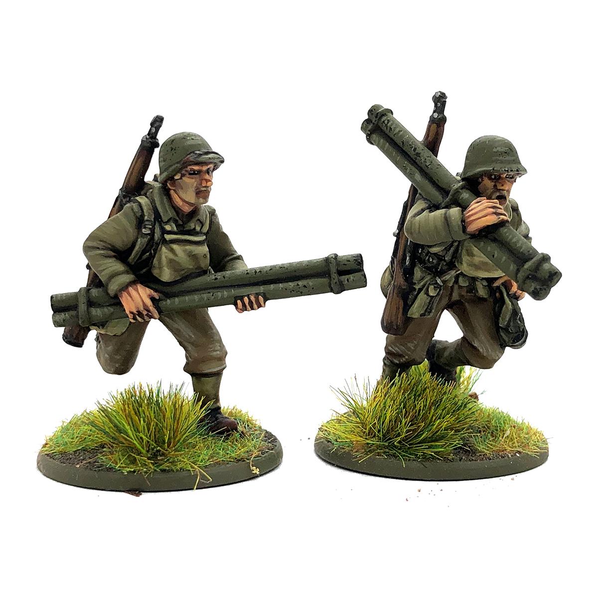 Bangalore torpedo team