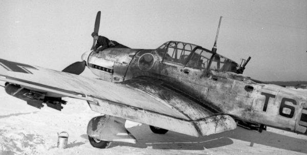 Junkers Ju-87 D 1942