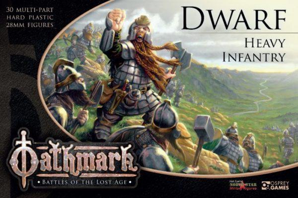 Oathmark Dwarf Heavy Infantry