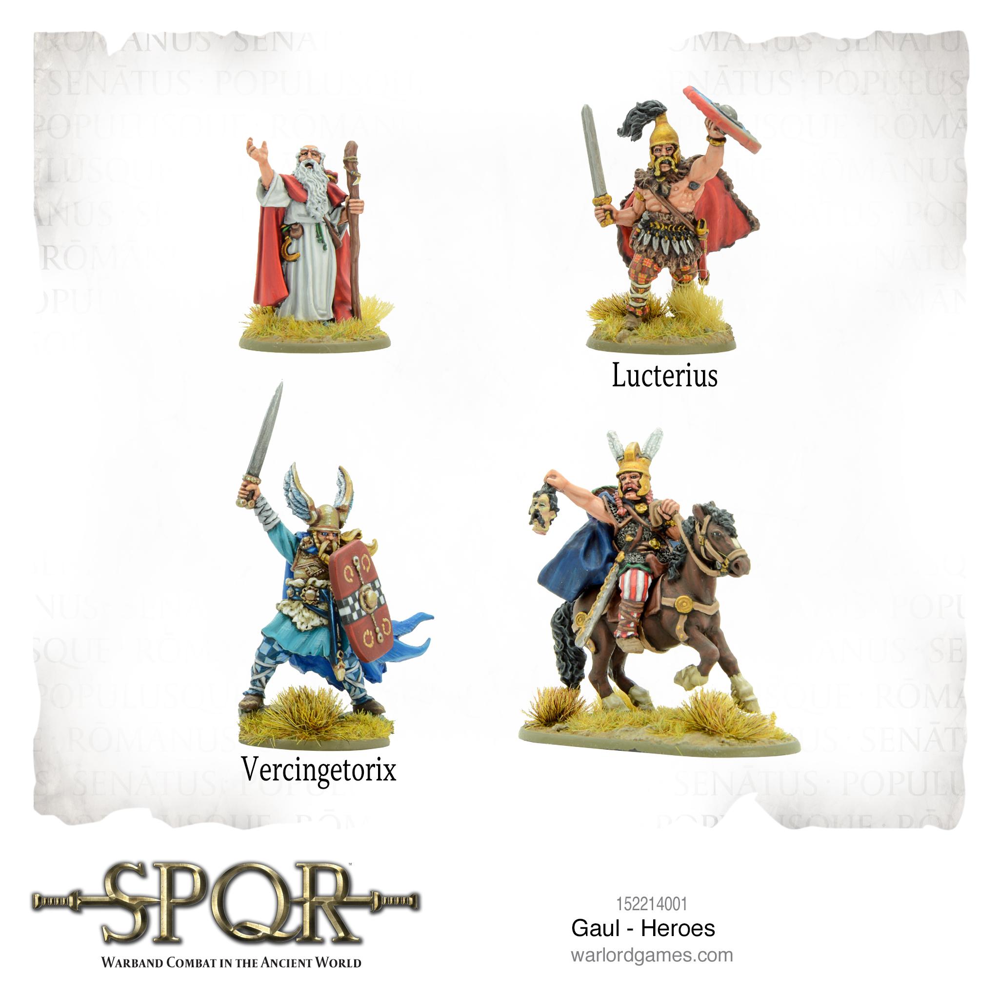 Gaul Heroes