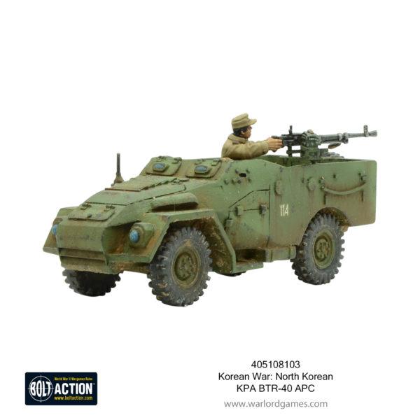 KPA BTR-40 APC