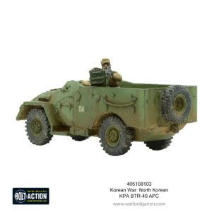BTR40 Rear 3 Quarter