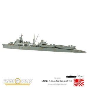 IJN No 1 class fast transport T-6 3