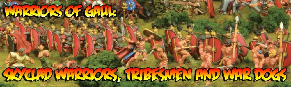 Skyclad Warriors, Tribesmen & War Dogs