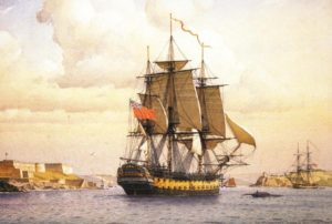 HMS Bellepheron
