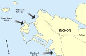 Inchon landings