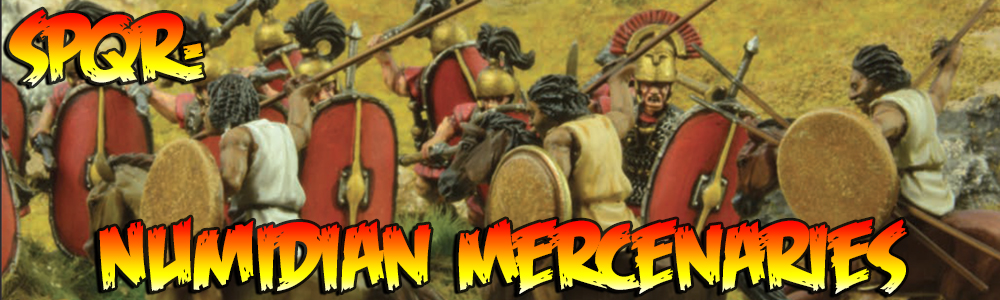 SPQR: Numidian Mercenaries