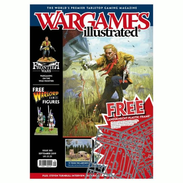 Wargames Illustrated 383