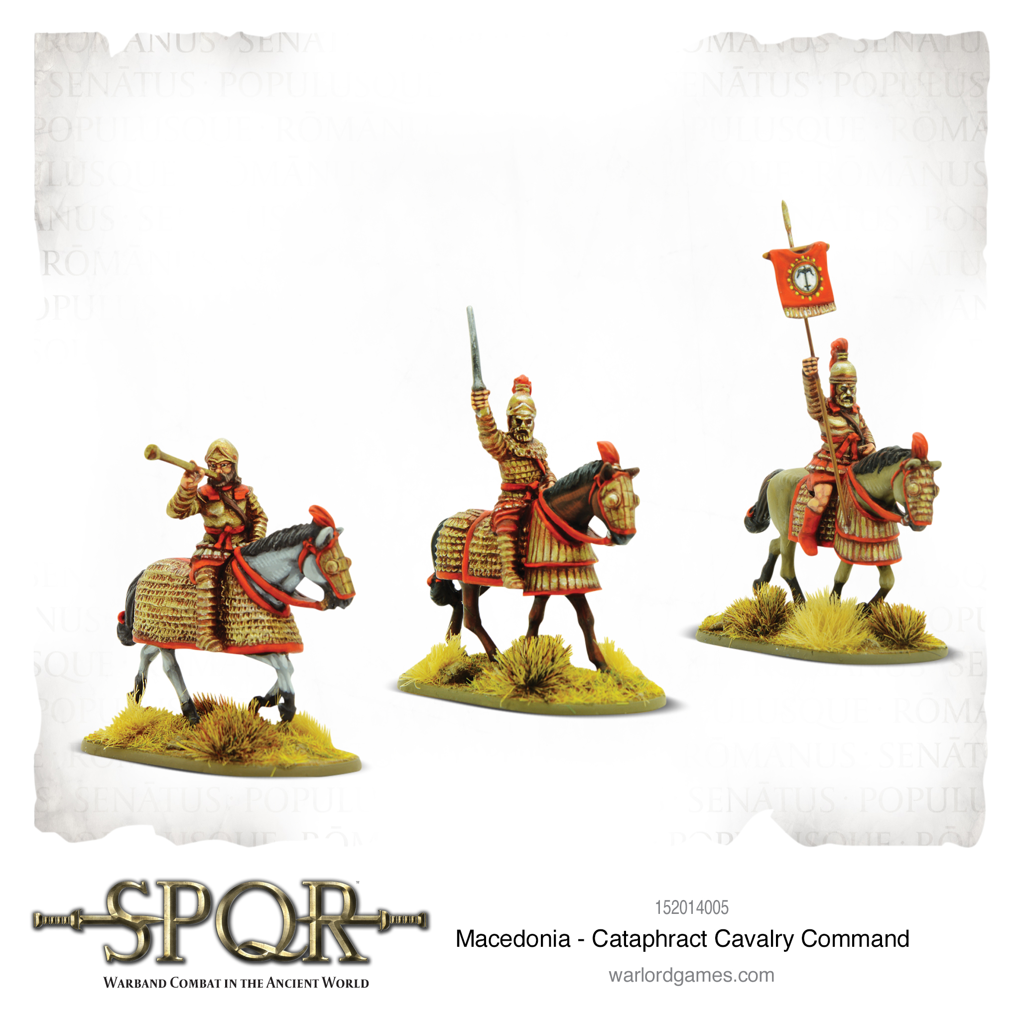 MAcedonai Cataphracts Command