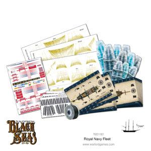 Royal Navy Fleet Accessories