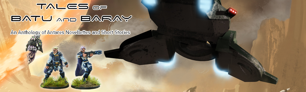 Tales of Batu & Baray by Tim Bancroft