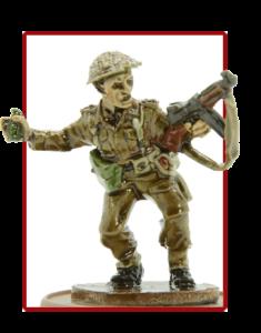 Rapid Deployment British Tommy Front 3