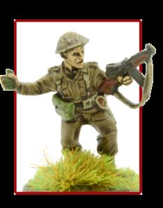 Rapid Deployment British Tommy Front 4