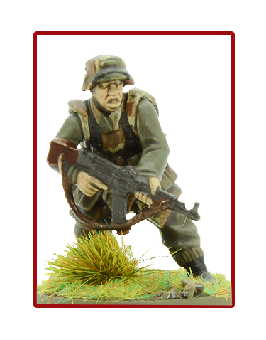 German Grenadier Front 4