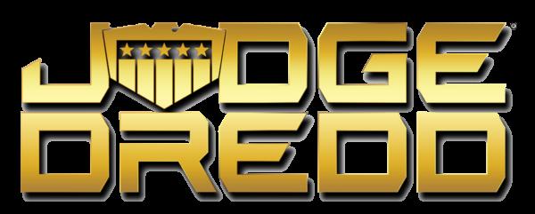 Judge Dredd Game Logo