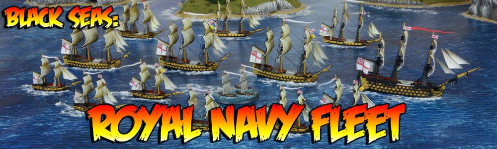 Black Seas: Royal Navy Fleet