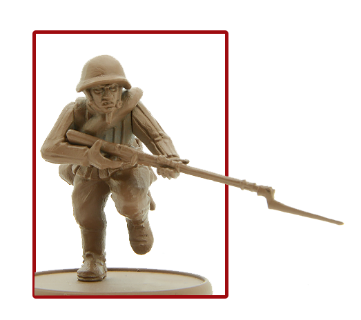 Soviet Infantry Front 1