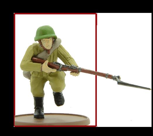 Soviet Infantry Front 2