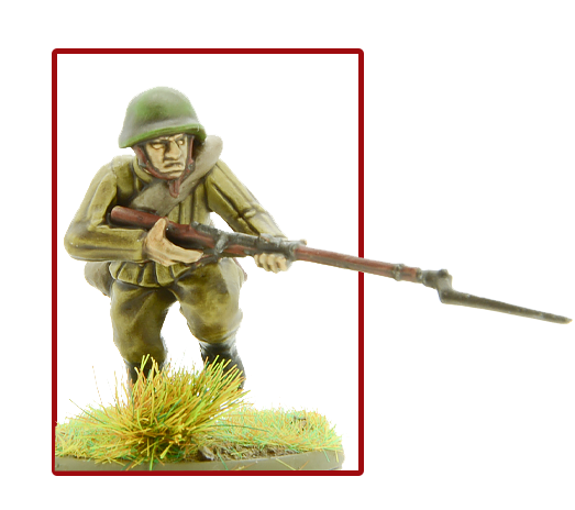Soviet Infantry Front 4