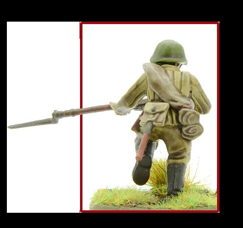 Soviet Infantry Rear 4