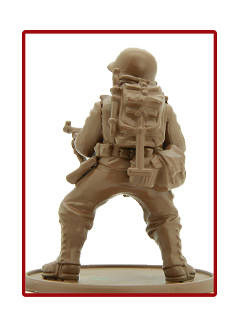 US Infantry Back 1